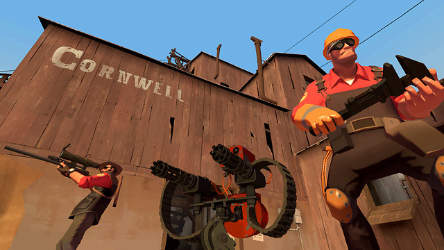 Team Fortress 2 © Valve
