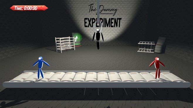 The Dummy Experiment © Cetus Studios