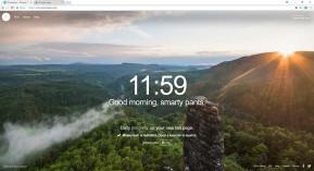 Momentum für Chrome