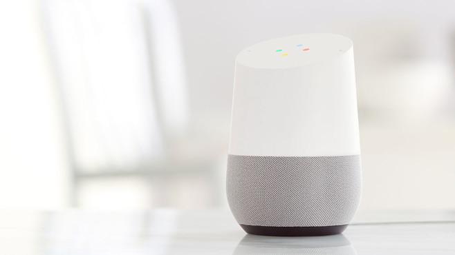 Google Home: Lautsprecher©Google