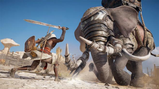 Assassin's Creed – Origins: Systemanforderungen©Ubisoft