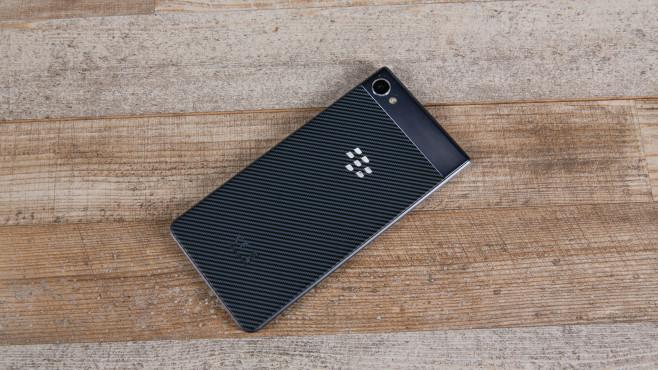 BlackBerry Motion: Infos, Preis, Bilder und Verfügbarkeit Das Blackberry Motion kommt mit einem großen 5,5-Zoll-Display.©COMPUTER BILD