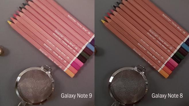 Kamera-Vergleich: Galaxy Note 9 vs. Galaxy Note 8©COMPUTER BILD