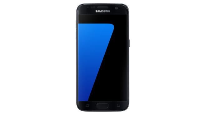 Platz 9: Samsung Galaxy S7 ©Samsung