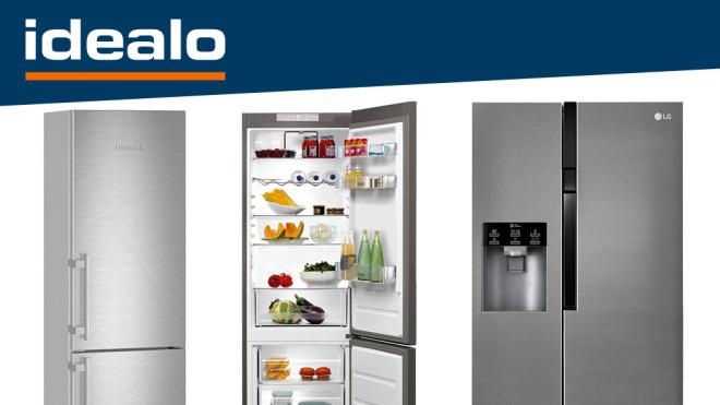Kühlschränke©Bauknecht, LG, Liebherr