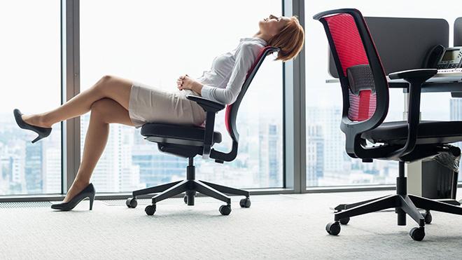 Richtig Sitzen Mit Diesen Bürostühlen Computer Bild
