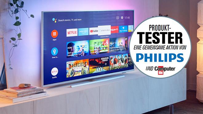 Ersten Android-Pie-TV testen & behalten - AUDIO VIDEO FOTO BILD