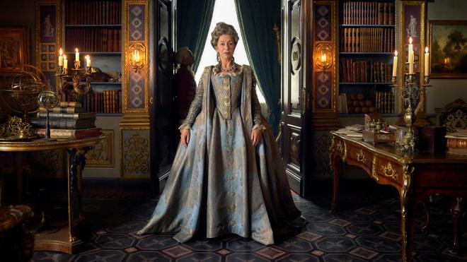 Catherine the Great bei Sky©Sky