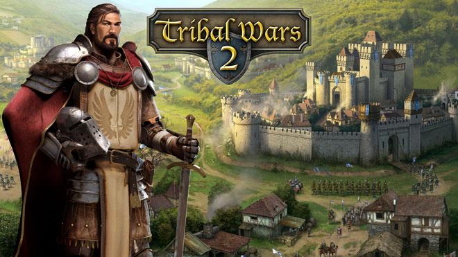 Tribal Wars 2 Betakey©Innogames