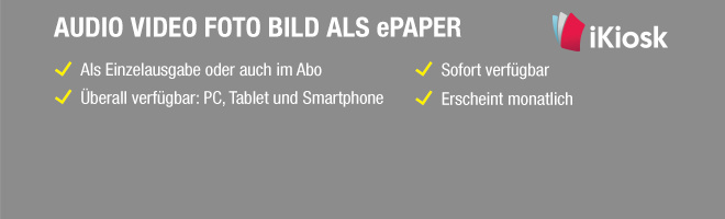 ePaper © AUDIO VIDEO FOTO BILD