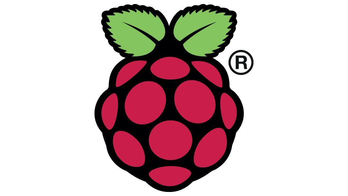 Raspberry Pi – das Logo©Raspberry Pi Foundation