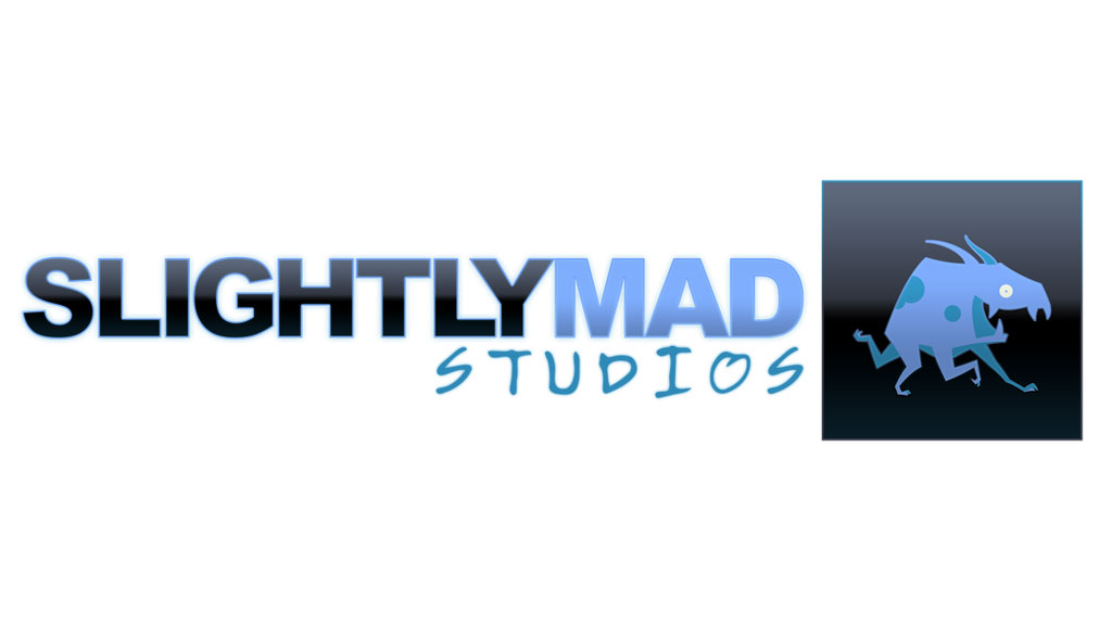Slightly Mad Studios: Logo © Slightly Mad Studios
