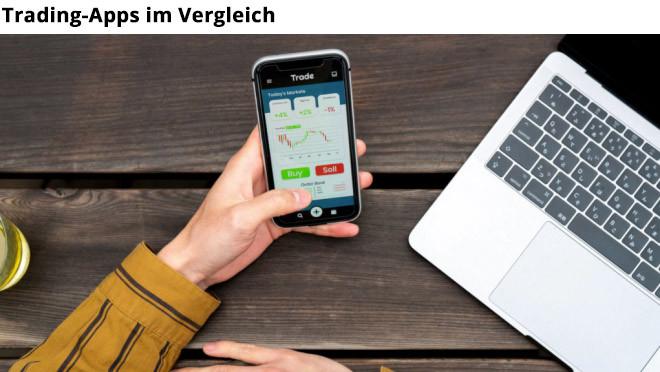 Trading-Apps im großen Vergleich©iStock