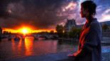 © Lichtblick in Paris - von: aj-photo