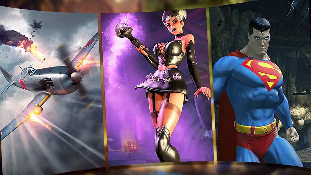 100 DL-Spiele©EA, Brickforce, Warner Bros., Wargaming, Raceroom, Ubisoft, COMPUTER BILD, eugenesergeev - Fotolia.com