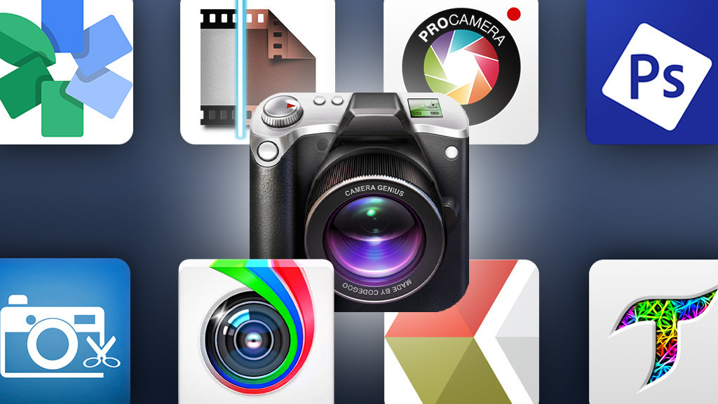 Smartphone-Fotografie © Adobe, Visual Supply Company, Orange Cube, Aviary, CodeGoo, Google, codeunited.dk, Cocologics, dev.macgyver