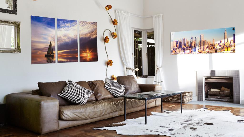 Fotogeschenke: Tipps f�r die richtige Wohnzimmer-Deko©Klaus Vedfelt/gettyimages, Pixelnet