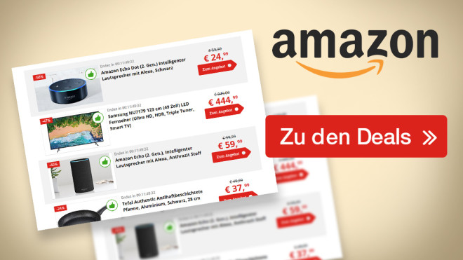 COMPUTER BILD-Dealspage © Amazon, COMPUTER BILD