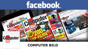 COMPUTER BILD-Fan werden und sofort von exklusiven Vorteils-Aktionen profitieren. © Facebook, COMPUTER BILD